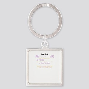 A Heart To Care A CNA Nurse Keychains